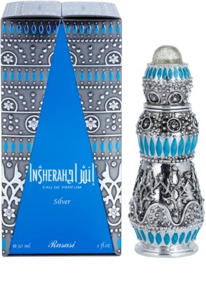 Rasasi Insherah Silver Eau de Parfum unisex