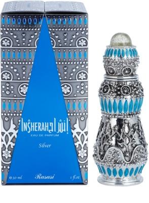 Rasasi Insherah Silver Eau de Parfum unissexo