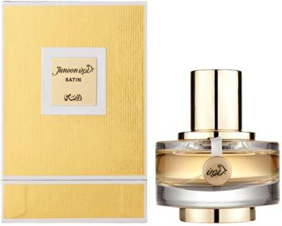 Rasasi Junoon Satin Eau de Parfum for Women