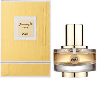 Rasasi Junoon Satin Eau de Parfum para mulheres