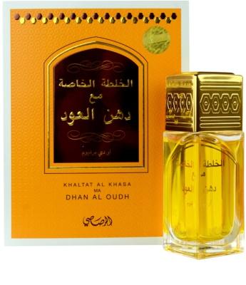 Rasasi Khaltat Al Khasa Ma Dhan Al Oudh Eau de Parfum unissexo