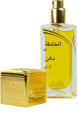 Rasasi Khaltat Al Khasa Ma Dhan Al Oudh Eau de Parfum unissexo 1