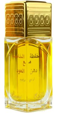 Rasasi Khaltat Al Khasa Ma Dhan Al Oudh Eau de Parfum unissexo 3