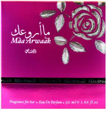 Rasasi Maa Arwaak for Her eau de parfum para mujer 3