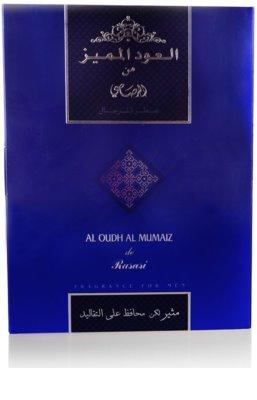Rasasi Al Oudh Al Mumaiz for Men парфюмна вода за мъже 4