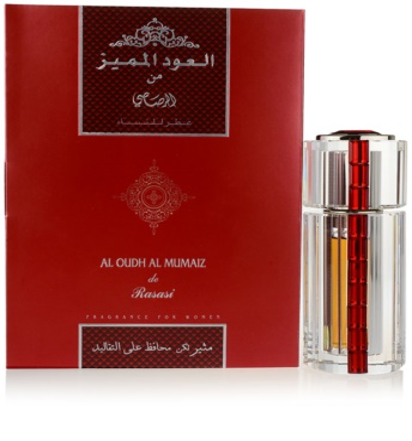 Rasasi Al Oudh Al Mumaiz for Women парфумована вода для жінок