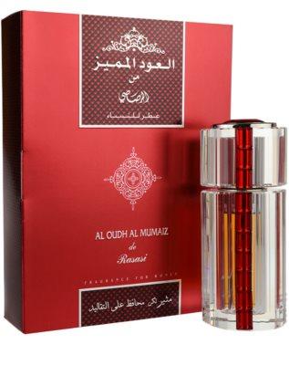 Rasasi Al Oudh Al Mumaiz for Women парфюмна вода за жени 1