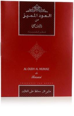 Rasasi Al Oudh Al Mumaiz for Women eau de parfum para mujer 4