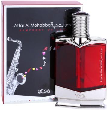 Rasasi Attar Al Mohobba Man woda perfumowana dla mężczyzn 1