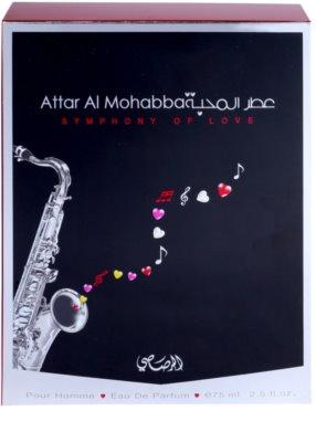 Rasasi Attar Al Mohobba Man woda perfumowana dla mężczyzn 4