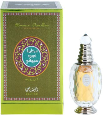 Rasasi Mukhallat Oudh Siufi Eau de Parfum unisex