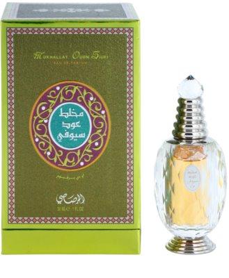 Rasasi Mukhallat Oudh Siufi parfémovaná voda unisex