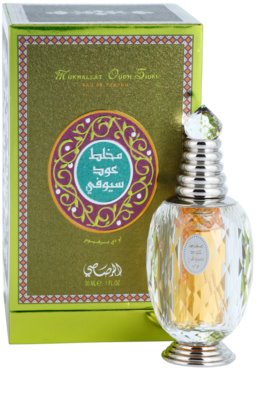 Rasasi Mukhallat Oudh Siufi Eau de Parfum unisex 2