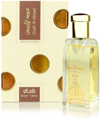 Rasasi Oudh Al Abiyad Eau de Parfum unissexo
