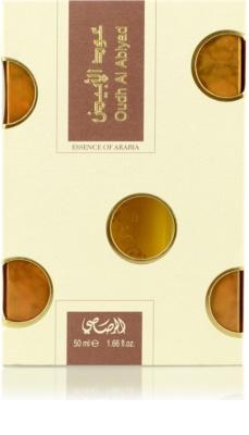 Rasasi Oudh Al Abiyad Eau de Parfum unissexo 3