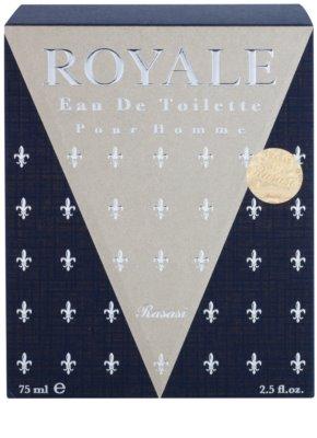 Rasasi Royale Pour Homme парфумована вода для чоловіків 1
