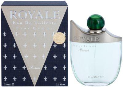 Rasasi Royale Pour Homme woda perfumowana dla mężczyzn