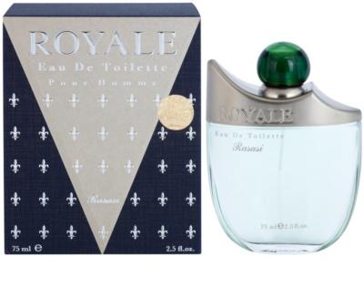 Rasasi Royale Pour Homme парфумована вода для чоловіків
