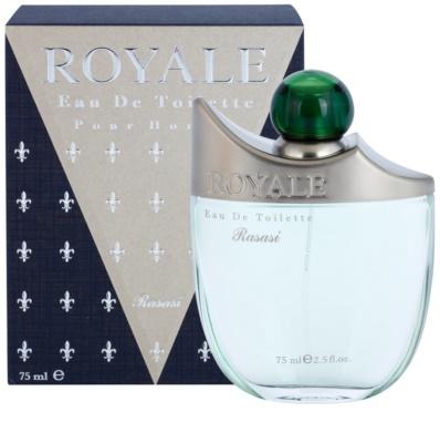 Rasasi Royale Pour Homme парфумована вода для чоловіків 2