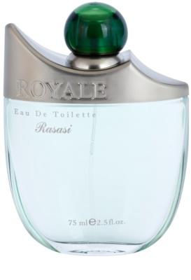 Rasasi Royale Pour Homme парфумована вода для чоловіків 3