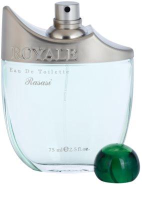 Rasasi Royale Pour Homme парфумована вода для чоловіків 4