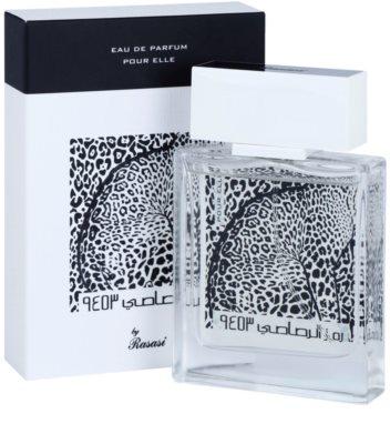 Rasasi Rumz Al Rasasi Leo Pour Elle Eau de Parfum für Damen 2