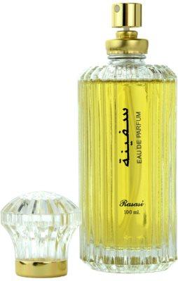 Rasasi Safina eau de parfum para mujer 1