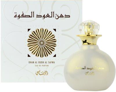 Rasasi Dhan Al Oudh Safwa woda perfumowana unisex