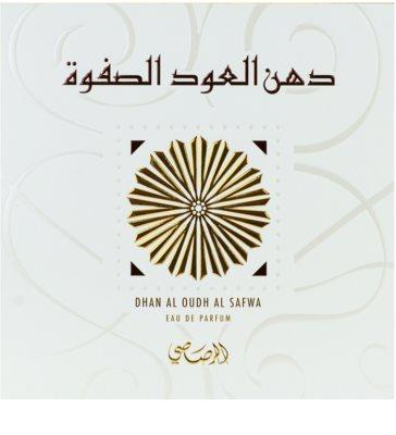 Rasasi Dhan Al Oudh Safwa parfémovaná voda unisex 5