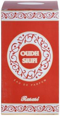 Rasasi Oudh Siufi parfémovaná voda unisex 1