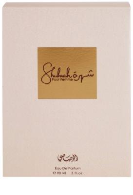 Rasasi Shuhrah Pour Femme Eau De Parfum pentru femei 1