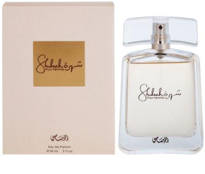 Rasasi Shuhrah Pour Femme Eau de Parfum für Damen