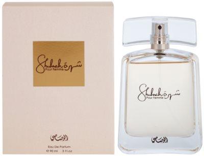 Rasasi Shuhrah Pour Femme парфумована вода для жінок