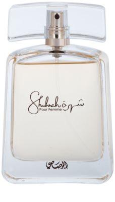 Rasasi Shuhrah Pour Femme Eau De Parfum pentru femei 3