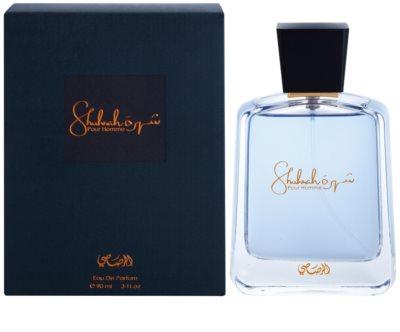 Rasasi Shuhrah Pour Homme eau de parfum férfiaknak