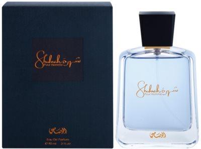 Rasasi Shuhrah Pour Homme eau de parfum para hombre