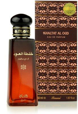 Rasasi Khaltat Al Oudh Eau de Parfum unissexo
