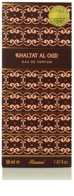 Rasasi Khaltat Al Oudh Eau de Parfum unissexo 4