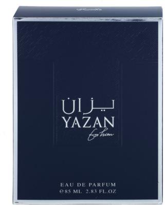 Rasasi Yazan woda perfumowana dla mężczyzn 4