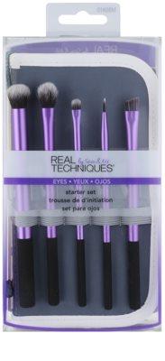 Real Techniques Original Collection Eyes kosmetická sada Set IV. 1