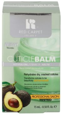 Red Carpet Cuticle Balm bálsame hidratante para cutículas de unhas 2