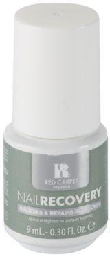 Red Carpet Nail Recovery esmalte de gel con lámpara LED para uñas dañadas
