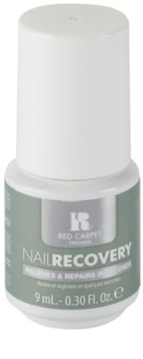 Red Carpet Nail Recovery gel pentru unghii deteriorate utilizat cu lampa LED
