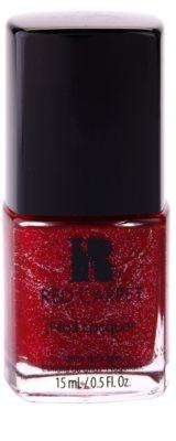 Red Carpet Lacquer lak na nehty se třpytkami