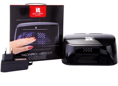 Red Carpet SalonPro LED лампа за оформяне на нокти с гел 1