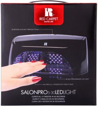Red Carpet SalonPro LED лампа за оформяне на нокти с гел 2