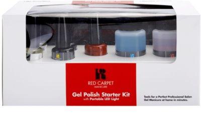 Red Carpet Gel Polish Starter Kit coffret I. 3