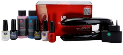 Red Carpet Gel Polish Starter Kit lote cosmético II.