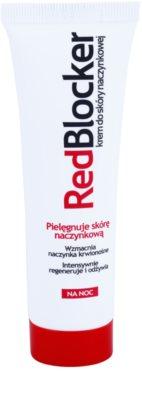 RedBlocker Night stärkende Creme für geplatzte Äderchen