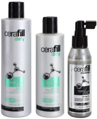 Redken Cerafill Defy kosmetická sada I. 2